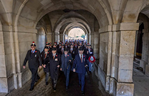 The Aged Veterans Fund has awarded £22.7 million of LIBOR funding to ten charities to improve support and introduce new services to help older veterans.