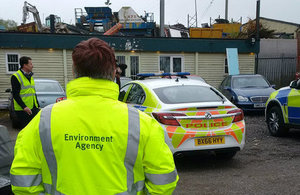 Environment Agency office