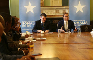 Somali Diaspora Group Discussion