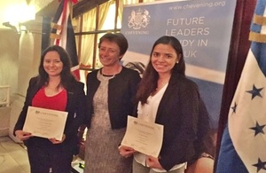 Honduras Chevening Alumni