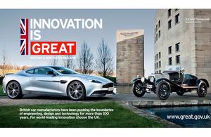 人とくるまのテクノロジー展2017に出展する英国企業・団体