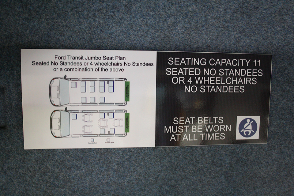 Individual Vehicle Approval Iva For Buses And Coaches Help To Get