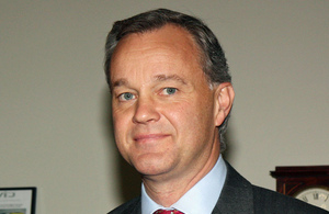 Minister for Africa Mark Simmonds