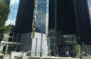 Exchange Tower, HQ to the Housing Ombudsman