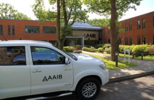 AAIB deployment vehicle