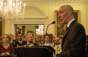 The Ambassador' speech