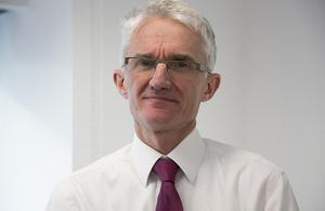 Sir Mark Lowcock, Permanent Secretary at the Department for International Development