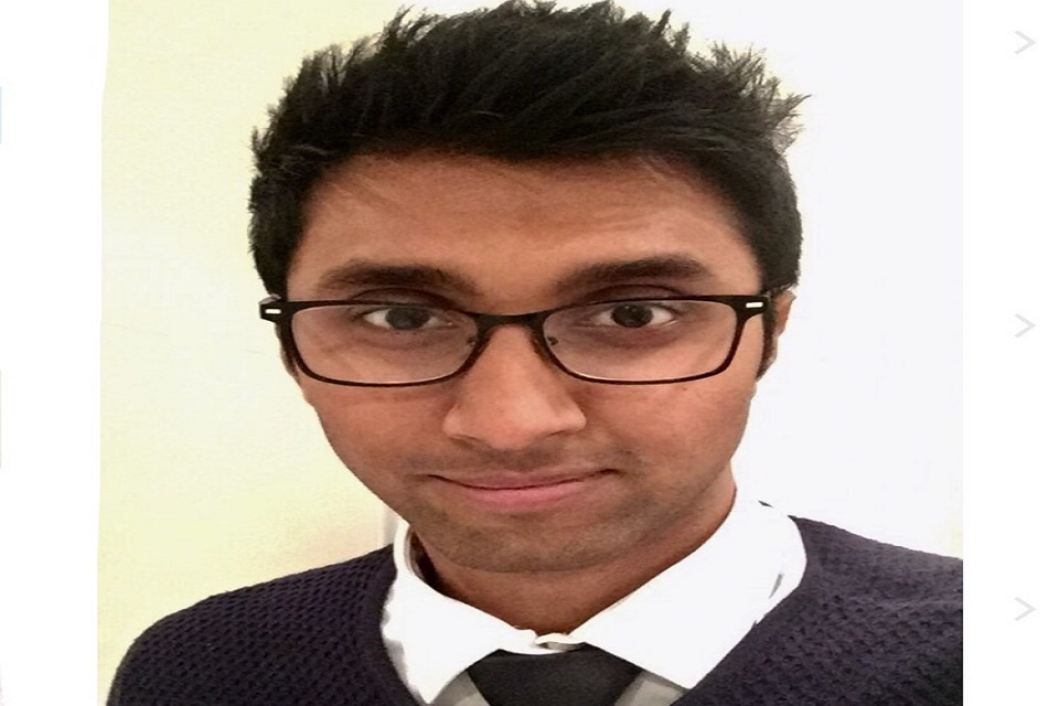 A picture of Rikesh Patel