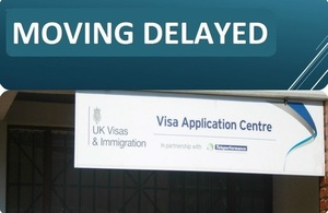 Relocation of UK Visa Application Centre in Addis Ababa
