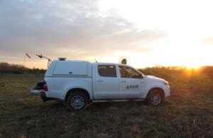 AAIB Vehicle