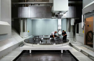 Engineers work at a HVM Catapult Centre