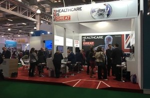 90,000 visitors attended Hospitalar 2017, the largest healthcare event in Latin America. UK companies demonstrated their innovation in the sector.
