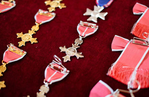 Image of medals