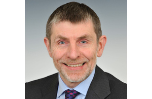 Jonathan Lyle, Dstl Chief Executive
