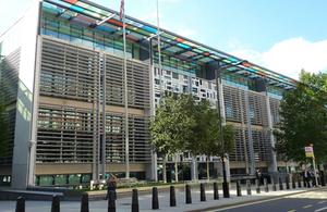 DCLG building