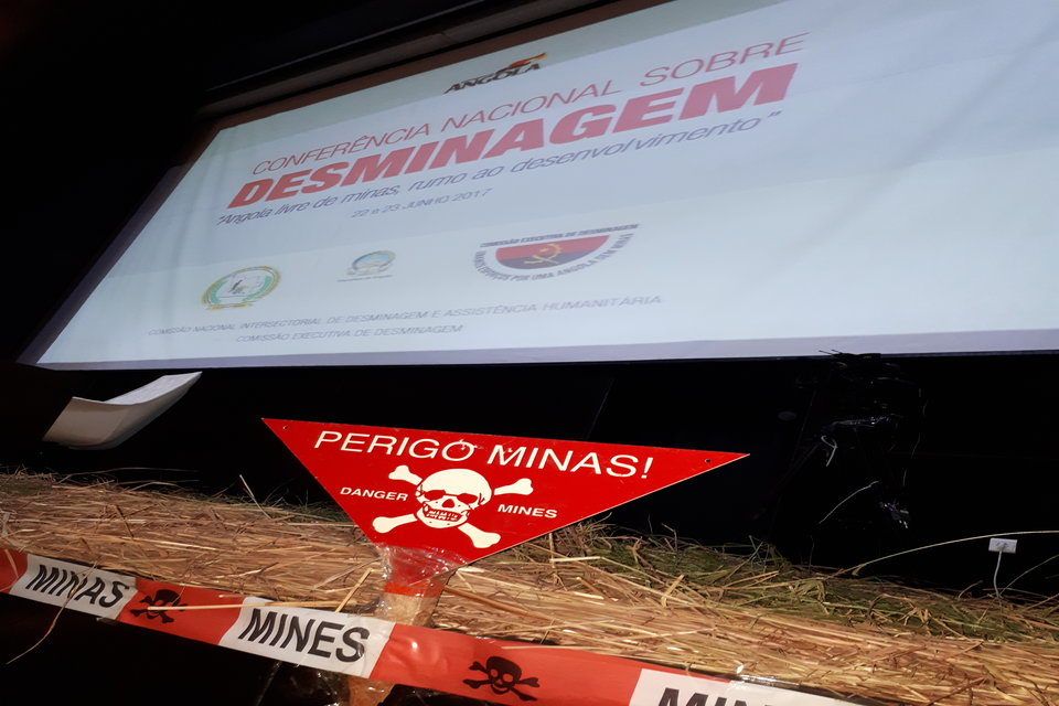 Demining Conference