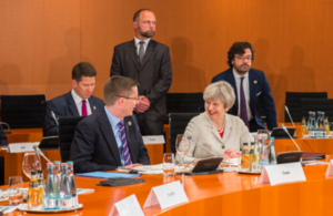 The Prime Minister meets EU leaders involved in the G20.