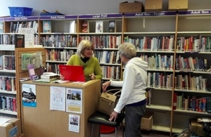 Gargrave and Malhamdale library