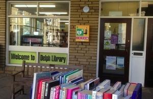 Delph library