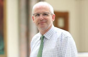 Nigel Phillips CBE