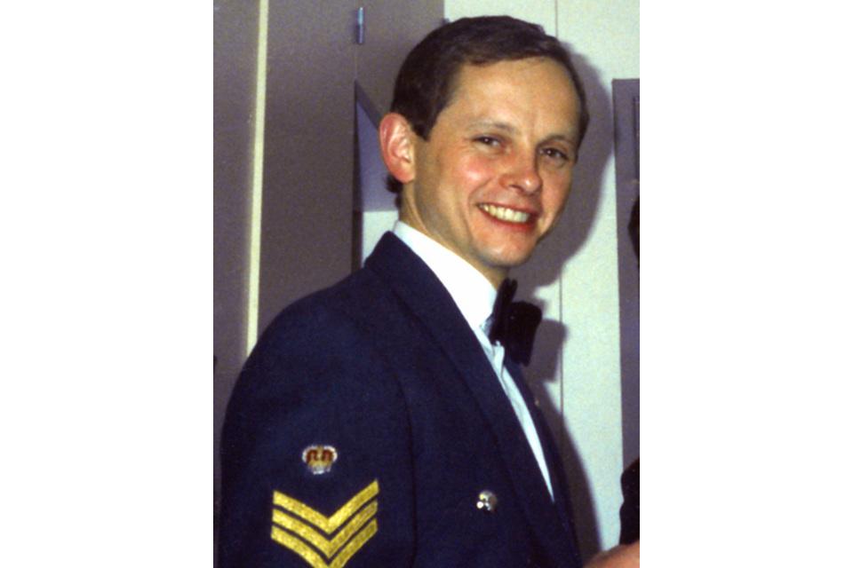 Flight Sergeant Gary Wayne Andrews (All rights reserved.)