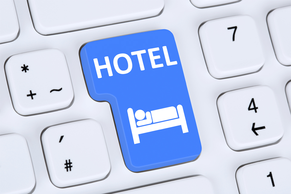 hotel button on keyboard