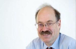 Professor Sir Mark Walport, Chief Executive Designate of UK Research and Innovation