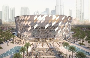 Dubai Arena (c) Kier International
