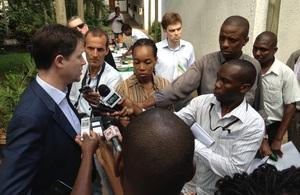 DPM in Maputo