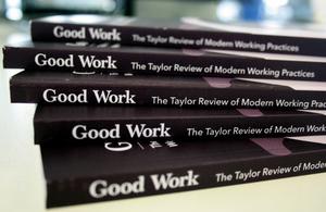 Matthew Taylor Review