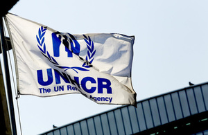 UNHCR is headquartered in Geneva