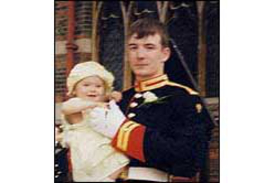 Lance Corporal Karl Shearer (All rights reserved.)
