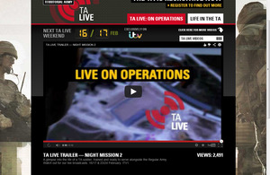 TA LIVE YouTube channel screenshot