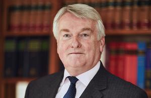 Lord Justice Burnett