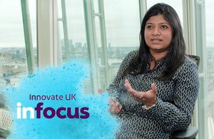 Joyeeta Das, CEO and founder, Gyana