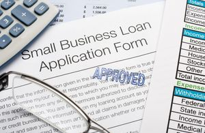 Approved application forms for business loans