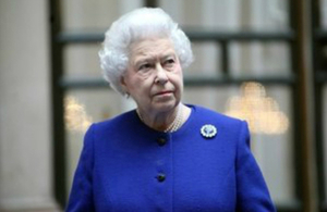 Message from Her Majesty Queen Elizabeth II