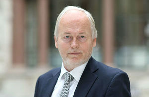 Sir Nicholas Kay KCMG has been appointed Her Majesty's Ambassador to the Islamic Republic of Afghanistan