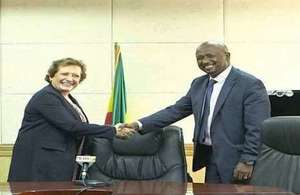 UK and Ethiopia sign Energy Compact