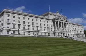 Picture of Stormont