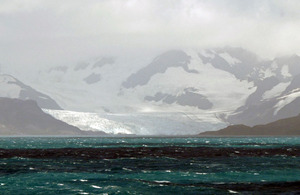 South Georgia Antarctic Bay