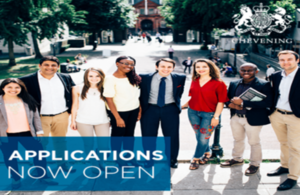 Chevening applications for 2018/2019 open