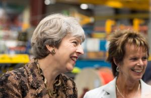 PM visits Alexander Dennis factory