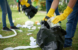 New, innovative community projects against litter will be able to bid for new funding