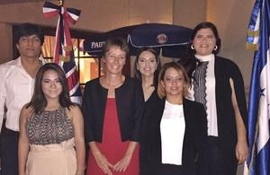 Chevening Scholars Honduras 17/18