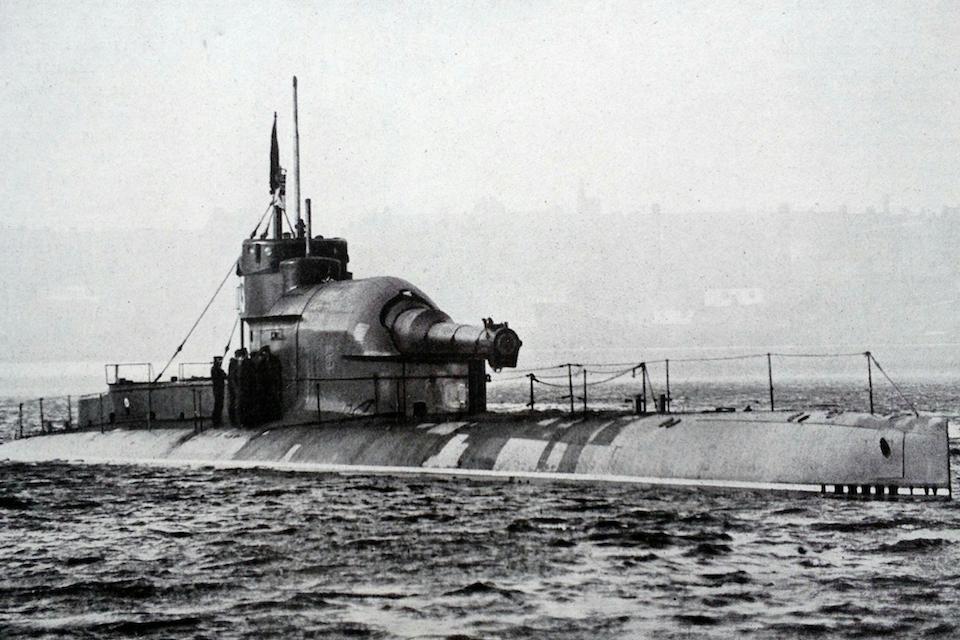 Glasgow Engineers Scope Century Of Submarine Innovation