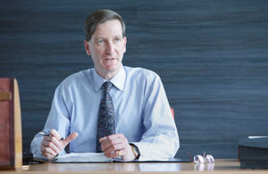 Rt Hon Dominic Grieve QC MP - Attorney General