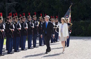 UK agrees new military training programme with France. Credit: Ecpad/FR Ministry for the Armed Forces