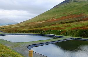 Force Crag mine water treatment scheme