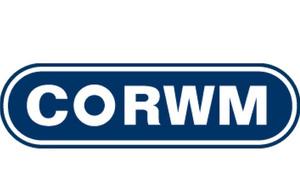 CoRWM logo